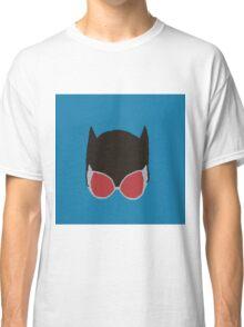 Cat Woman Goggles Classic T-Shirt