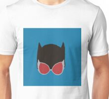 Cat Woman Goggles Unisex T-Shirt