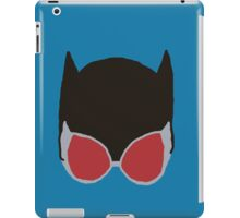 Cat Woman Goggles iPad Case/Skin