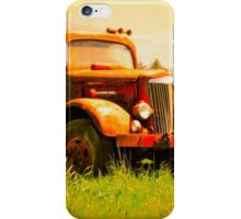 Oregon Loves Trucks iPhone Case/Skin