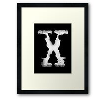 X-AGENTS Framed Print