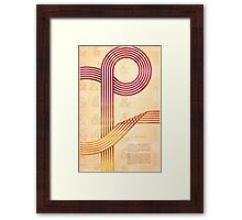 AMPERSAND, The (2) Framed Print