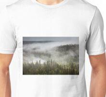 Fog forest Unisex T-Shirt