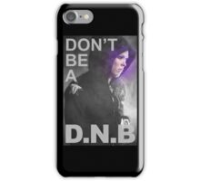 Ronda Rousey - No DNB iPhone Case/Skin