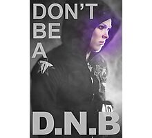 Ronda Rousey - No DNB Photographic Print