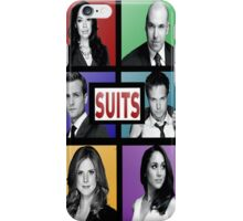 Suits iPhone Case/Skin