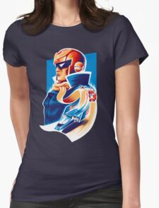 Formula Zero Womens Fitted T-Shirt