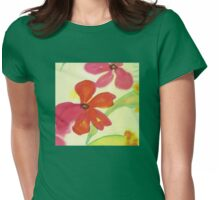 Spring is in the Air Womens Fitted T-Shirt