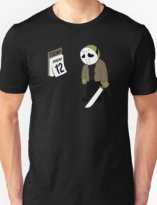 Friday The 13th Parody Unisex T-Shirt