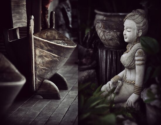 Thai Journey by Trish Woodford
