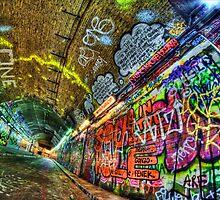 Graffiti, Wisdom by Guy Carpenter