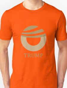 Donald Trump Obama Comb-over Logo T-Shirt