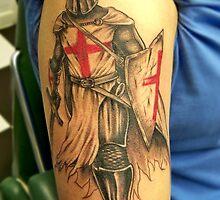 The Knights Templar by maffikus