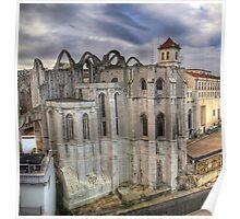 Convento do Carmo Poster