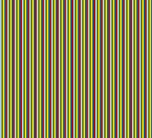 Variation of Bert's Signature Stripes by RoseJermusyk