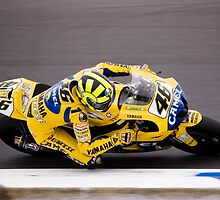 Rossi - Turn One Phillip Island 2006 by AdamReece