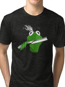 Sweeney Frog Tri-blend T-Shirt