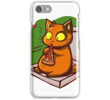 Pizza Cat iPhone Case/Skin