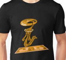 dolar1 naranja Unisex T-Shirt