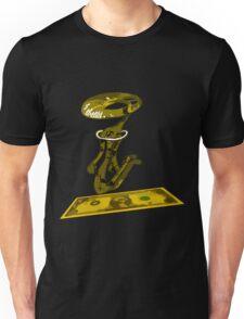dolar1 amarillo Unisex T-Shirt