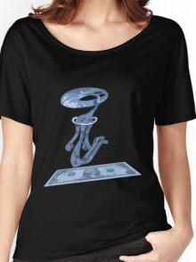 dolar1 azul Women's Relaxed Fit T-Shirt
