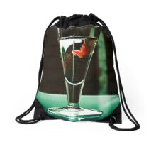 Glass-001 Drawstring Bag