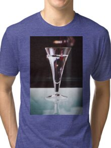 Glass-002 Tri-blend T-Shirt
