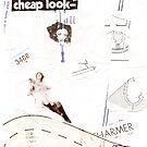 cheap look, 2010 by Thelma Van Rensburg