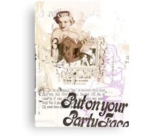 corset, 2010 Canvas Print