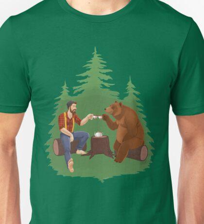 Gentleman's Tea - Color Unisex T-Shirt