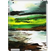 Don't go back to town iPad Case/Skin