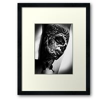 A day of the dead Framed Print