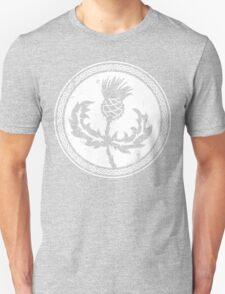 Thistle & Braid - White Unisex T-Shirt
