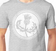 Thistle & Braid - White Unisex T-Shirt