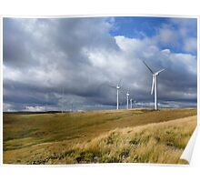 Green Knowes Wind Farm 8 Poster