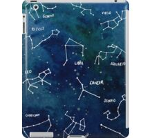 Star Signs iPad Case/Skin