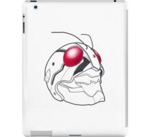 Japan-Hero-07 iPad Case/Skin