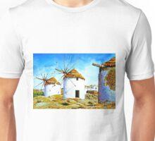 Mediterranean life Unisex T-Shirt
