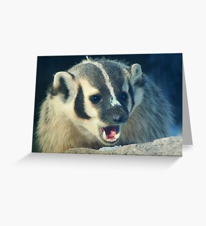 OH!  No! You didn't ! ! !  Greeting Card
