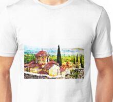 Byzantium Greece Unisex T-Shirt