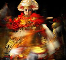 Bali dancer motion #2 by ming2