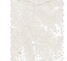 USGS Topo Map Oregon Bingham Springs 20110822 TM by wetdryvac