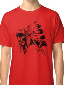 indian apache Classic T-Shirt