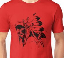 indian apache Unisex T-Shirt