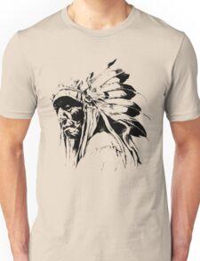 indian apache Unisex T-Shirt