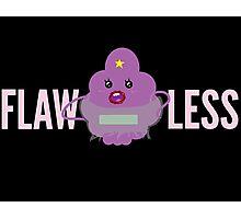 Flawless Lumpy Space Princess Photographic Print