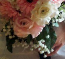 Beautiful Bouquet Sticker