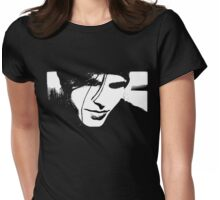 Emo Charlie Womens Fitted T-Shirt