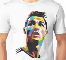 CR7 art Unisex T-Shirt