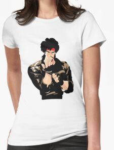 Ready For A Fight Womens Fitted T-Shirt